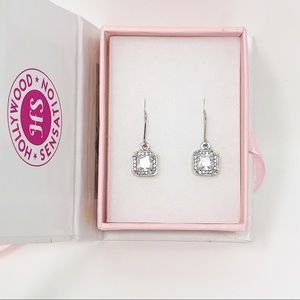 """Hollywood Sensation """"Ever After Earrings"""""""